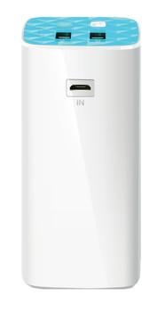 TP-LINK TL-PB10400 10400mAh Blue, White power bank