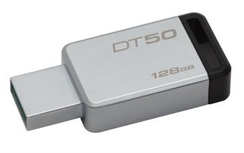 Kingston Technology DataTraveler 50 128GB 128GB USB 3.0 (3.1 Gen 1)