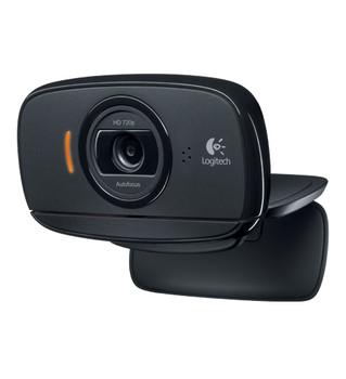 Logitech B525 2MP 1280 x 720pixels USB 2.0 Black webcam