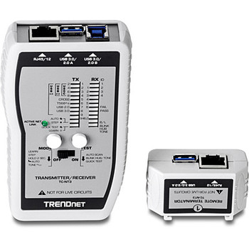 Trendnet TC-NT3 Silver network cable tester