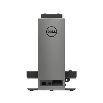 DELL OSS17 Desk stand CPU holder Black, Grey CPU holder