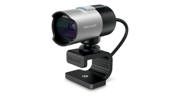 Microsoft LifeCam Studio for Business 1920 x 1080pixels USB 2.0 Black,Silver webcam