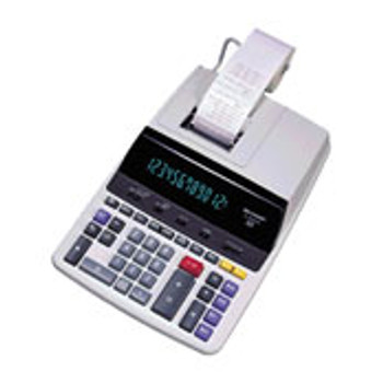 Sharp EL-2630PIII Pocket Financial calculator White calculator