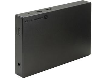 HP 1AJ42AA 22400mAh Black power bank