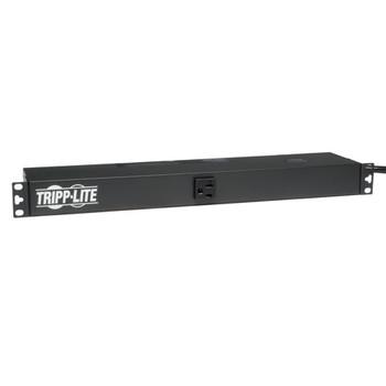 Tripp Lite PDU1220 13AC outlet(s) 1U Black power distribution unit (PDU)