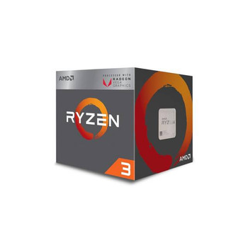 AMD Ryzen 3 2200G Quad-Core 3.5GHz Socket AM4,