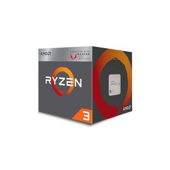 AMD Ryzen 3 2200G Quad-Core 3.5GHz Socket AM4,