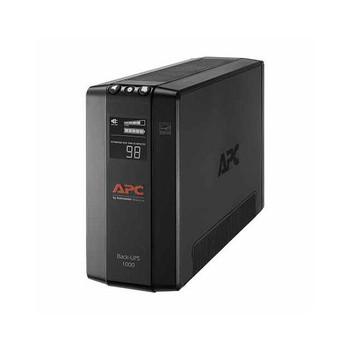 APC Back UPS Pro BX1000M 8-Outlet 600W/1000VA LCD UPS System