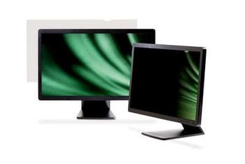 "3M PF27.0W Privacy Filter for Widescreen Desktop LCD Monitor 27.0"" PF270W1B 27"" Monitor Frameless dis"