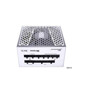 Seasonic PRIME SNOWSILENT 650 PLATINUM 650W 80 PLUS Platinum ATX12V Power Supply