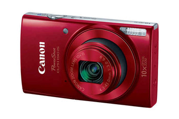 """Canon PowerShot ELPH 190 IS Compact camera 20MP 1/2.3"""" CCD 5152 x 3864pixels Red"""