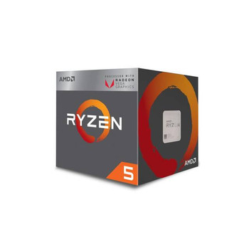 AMD Ryzen 5 2400G Quad-Core 3.6GHz Socket AM4,