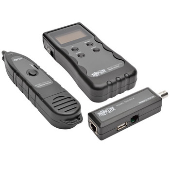 Tripp Lite T010-001-K Black network cable tester