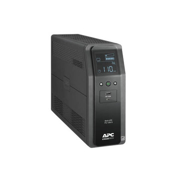 APC Back UPS Pro BR1350MS 10-Outlet 810W/1350VA LCD UPS System