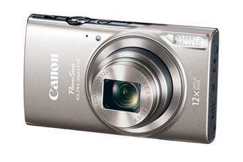 "Canon PowerShot ELPH 360 HS Compact camera 20.2MP 1/2.3"" CMOS 5184 x 3888pixels Silver"