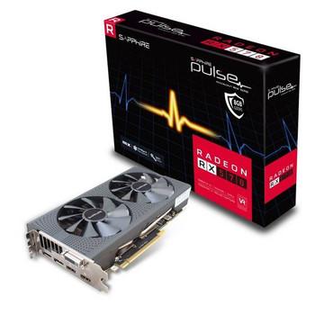 Sapphire PULSE AMD Radeon RX 570 8G GDDR5 DVI/2HDMI/2DisplayPort PCI-Express Video Card