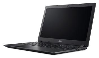 "Acer Aspire A315-31-C58L 1.1GHz N3350 15.6"" 1366 x 768pixels Black Notebook"