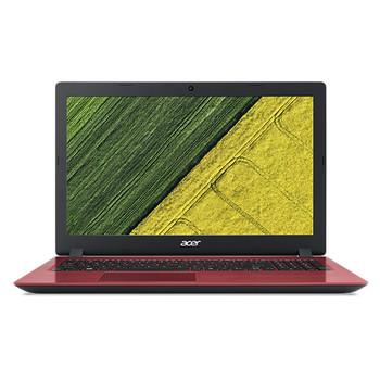 """Acer Aspire A315-31-C06Z 1.1GHz N3450 15.6"""" 1366 x 768pixels Black, Red Notebook"""