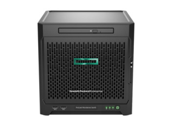 Hewlett Packard Enterprise ProLiant MicroServer Gen10 1.6GHz X3216 200W Ultra Micro Tower server