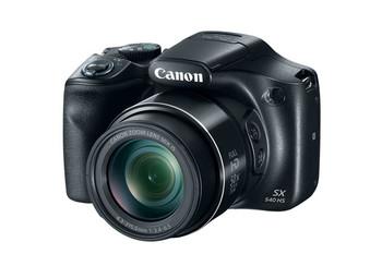 "Canon PowerShot SX540 HS Bridge camera 20.3MP 1/2.3"" CMOS 5184 x 3888pixels Black"
