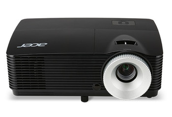 Acer Essential EV-833H Portable projector 3000ANSI lumens DLP 1080p (1920x1080) 3D Black data project
