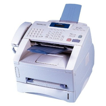 Brother IntelliFax-4750E Laser 33.6Kbit/s 203 x 392DPI White fax machine
