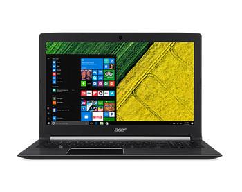 "Acer A517-51-33Q4 2GHz i3-6006U 17.3"" 1600 x 900pixels Black Notebook"