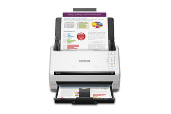 Epson WorkForce DS-770 Sheet-fed scanner 600 x 600DPI A4 White