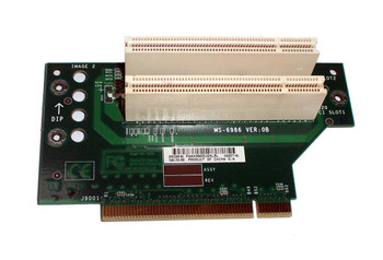 Part No: 323090-001-06 - HP PCI Slot Expansion Board/ Backplane Business PC D530 SFF
