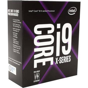 Intel Core i9-7940X X-series Skylake Processor 3.1GHz 8.0GT/s 19.25MB LGA 2066 CPU,
