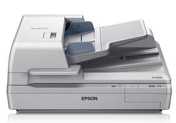 Epson WorkForce DS-60000 Flatbed & ADF scanner 600 x 600DPI A4 White