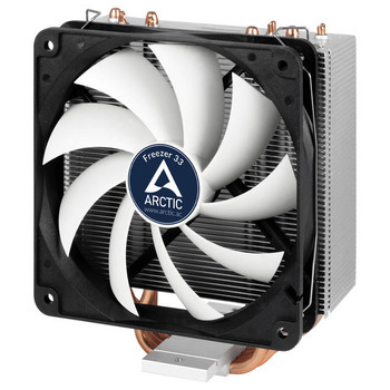 ARCTIC FREEZER 33 CPU Cooler for Intel LGA2011-3/2066/1156/1155/1151/1150 & AMD Socket AM4