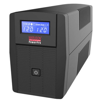 Maruson PowerPro PRO-550LCD 550VA/300W UPS System