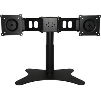 DoubleSight DS-219STB Dual Monitor Flex Stand for LCD Displays