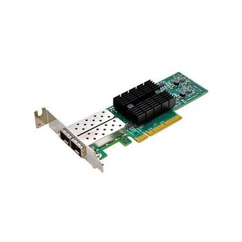 Synology E10G17-F2 Dual-Port 10 Gigabit SFP+ PCI-Express 3.0 x8 Ethernet Adapter