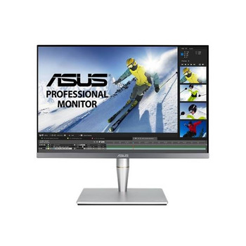 Asus PA24AC 24.1 inch Widescreen 100,000,000:1 5ms HDMI/DisplayPort/USB LED LCD Monitor, w/ Speakers