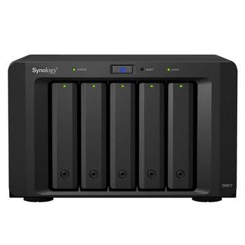 Synology DiskStation DX517 5-Bay Expansion Unit
