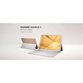 HUAWEI Matebook E 53018900 12 inch Intel Core i5-7Y54 1.2GHz/ 8GB LPDDR3/ 256GB SSD/ USB 3.0/ Windows 10 Home Tablet (Champagne Gold)