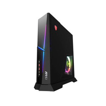 MSI Trident X 9SD-021US Intel Core i7-9700K 3.6GHz/ 16GB DDR4/ 512GB SSD/ RTX 2070 ARMOR/ Windows 10 Home Desktop PC (Black-RGB)