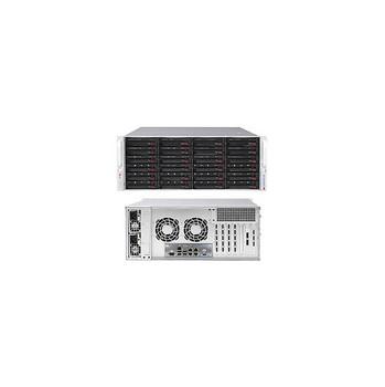 Supermicro SuperStorage Server SSG-6048R-E1CR24N Dual LGA2011 920W 4U Rackmount Server Barebone System