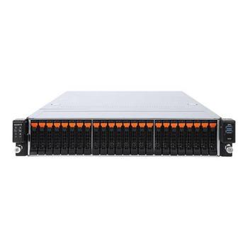 GIGABYTE R281-NO0 Dual LGA3647/ Intel C621 Express/ DDR4/ V&3GbE 2U Rackmount Server Barebone System