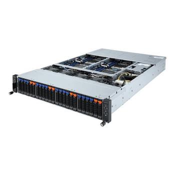 GIGABYTE H23N-H60 Four Node Dual LGA2011-3/ Intel C612/ DDR4/ V&2GbE 2U Rackmount Server Barebone System