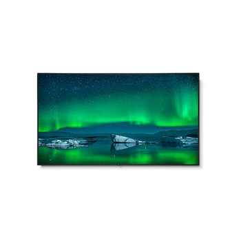 NEC C861Q 86 inch Large Screen 1,200:1 8 ms HDMI/DisplayPort/RJ45 LED LCD Monitor, w/ Speakers