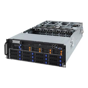 GIGABYTE G481-HA0 Dual LGA3647/ Intel C621/ DDR4/ V&6GbE 4U Rackmount Server Barebone System