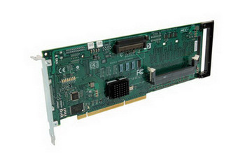 Part No: HP-305414-001 - HP Smart Array 641 64-Bit 133MHz PCI-X SCSI Ultra320 68-Pin Single Channel RAID Controller with 64MB Cache