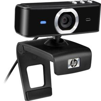Part No: KQ246AA - HP Webcam 1.3 Megapixel USB 2.0 1280 x 1024 Video CMOS Sensor