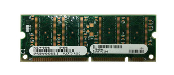 Part No: C7845AX - HP 32MB PC100 100MHz non-ECC Unbuffered 100-Pin SoDimm Memory Module for LaserJet 4000/5000/8000/8100 Series Printers