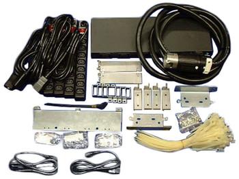 Part No: 252663-D73 - HP 8.3kVA 40A High Voltage Modular Power Distribution Unit