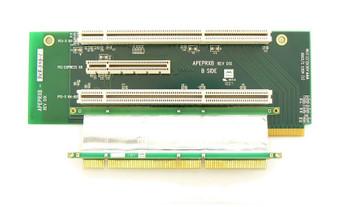 Part No: 653208-B21 - HP 2 Slot 2x16 PCI-Express Riser Kit for ProLiant DL380 Gen8