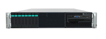 HP Proliant DL360 G6 SERVER 2x QUAD CORE E5540 2.53GHz P410i//512MB NO RAM NO HDD